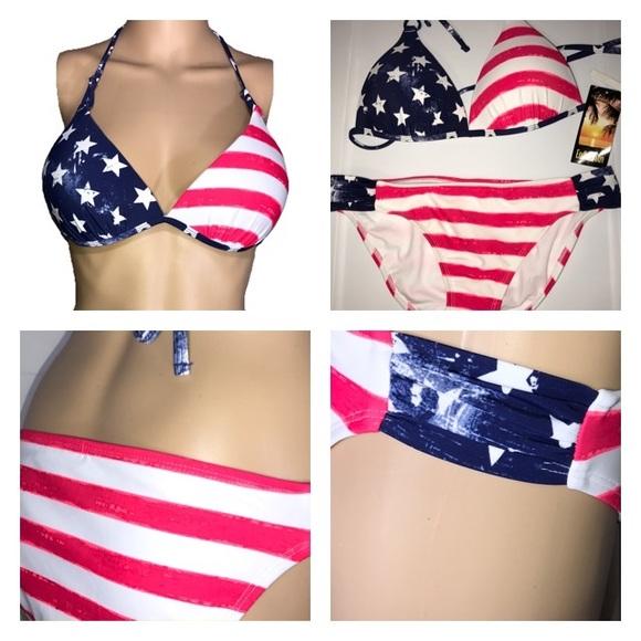 ce37ab7d541 Endless Sun Women s American Push up Bra Bikini